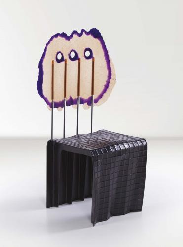 Gaetano Pesce sculptural chair
