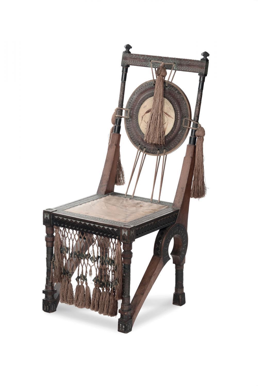 Carlo Bugatti chair