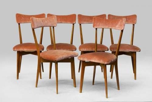 Ico Parisi chairs