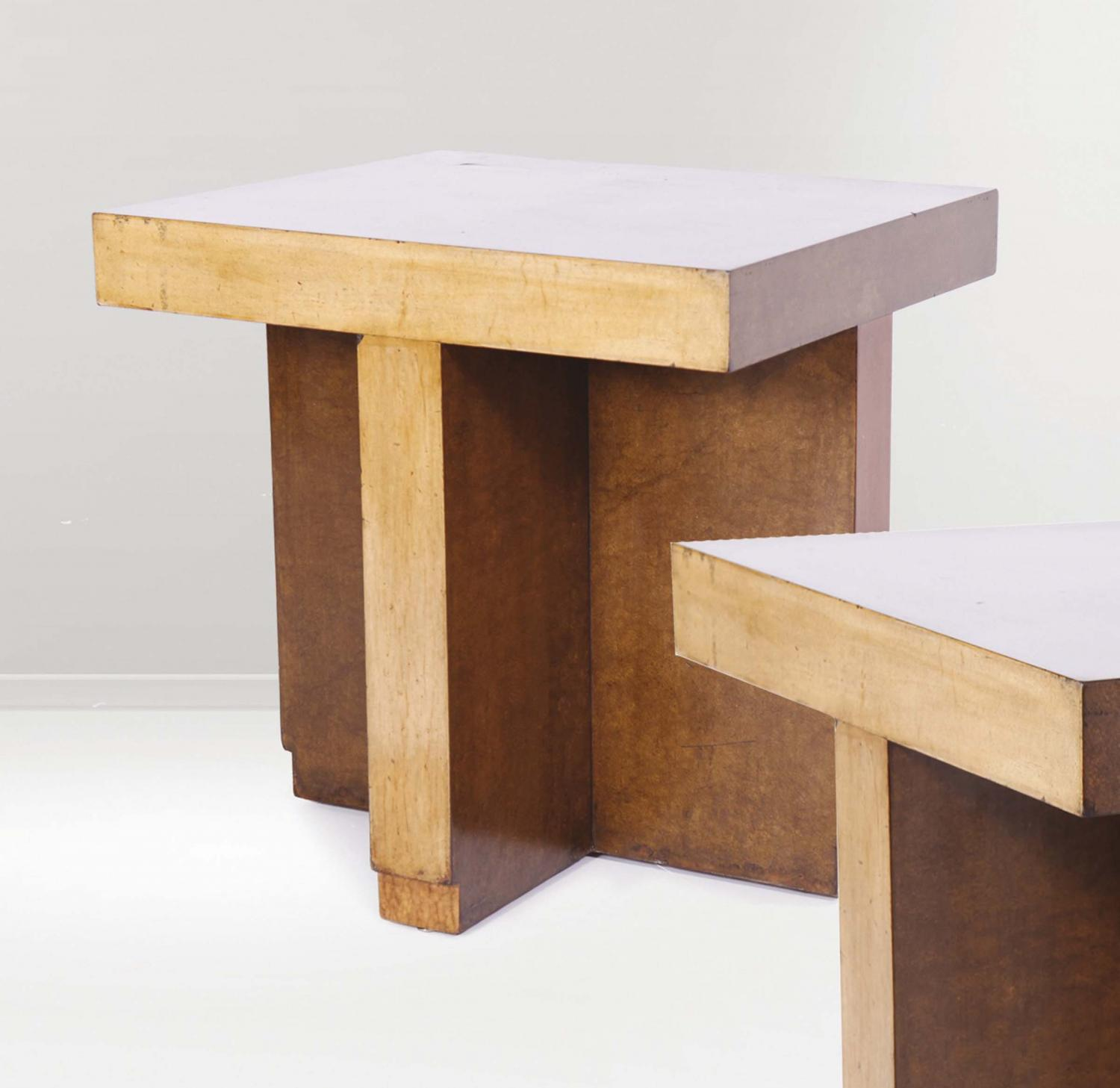 Pagano Pogatschnig-Levi Montalcini side table