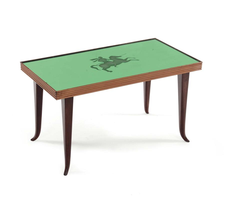 Luigi Brusotti coffee table
