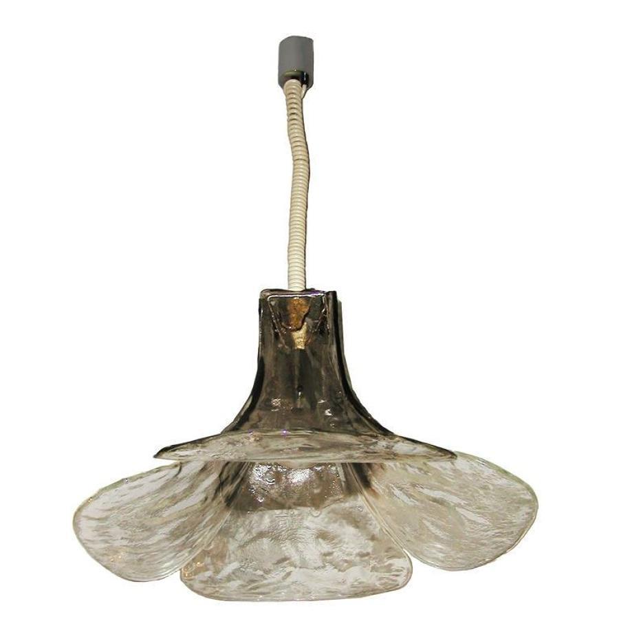 Carlo Nason petals chandelier