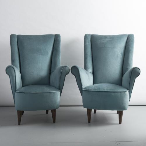 Giò Ponti armchairs