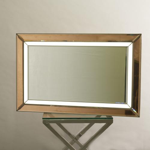 Fontana arte lighting mirror