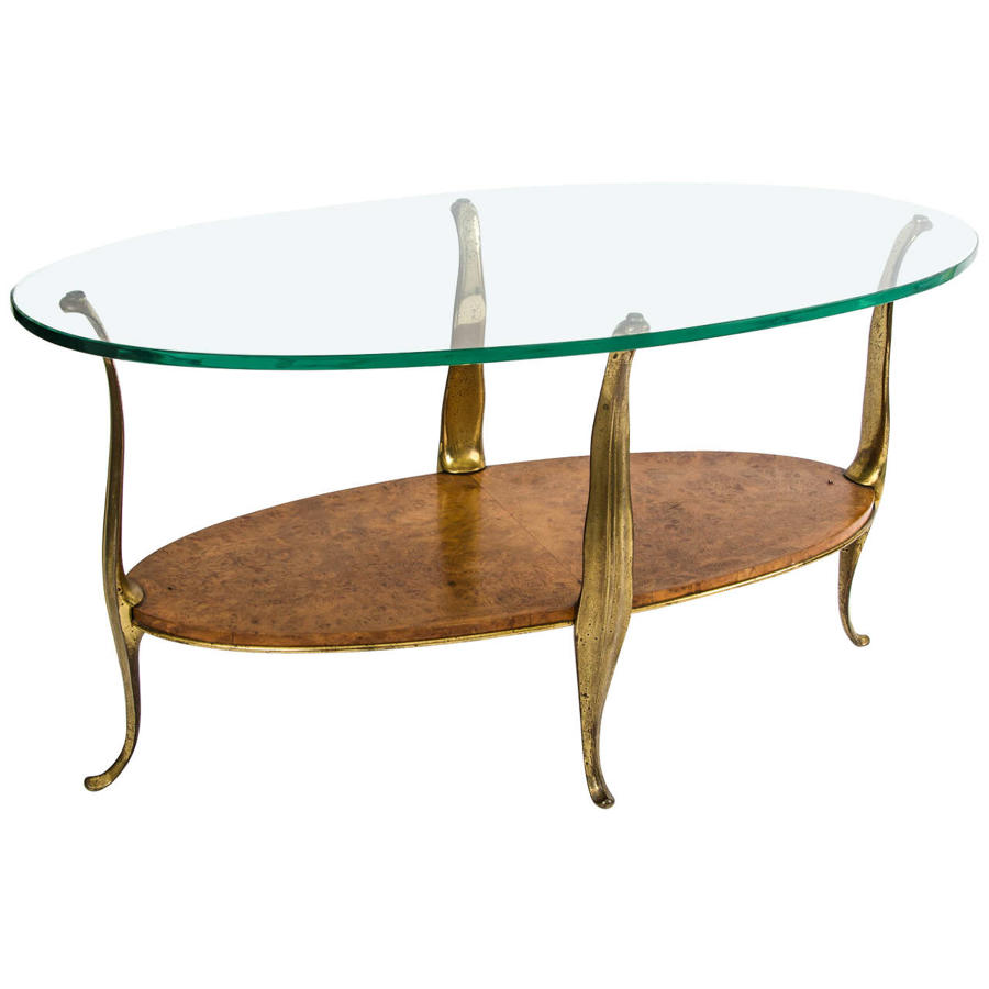 Carlo De Carli coffee table