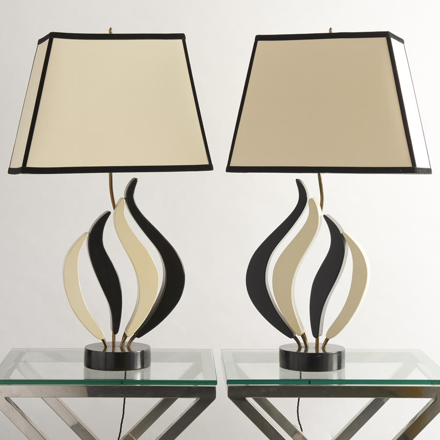 Majestic table lamps