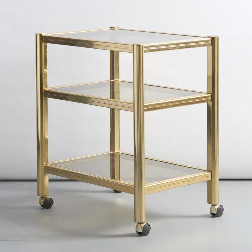 Brass trolley