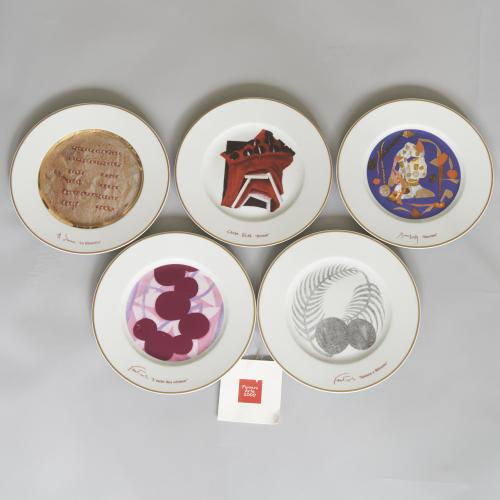 Ferrero Collection Plates