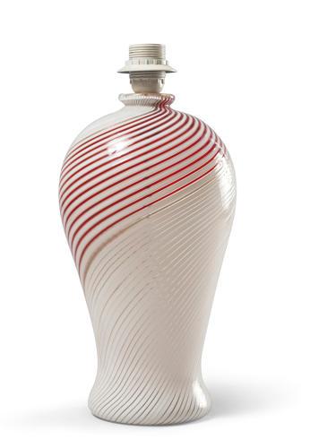 Dino Martens for Aureliano Toso glass lamp