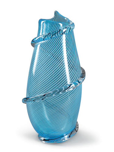 Beautiful Afro Celotto vase