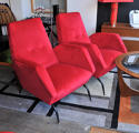 Pair of beautiful Italian armchairs - picture 2