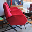 Pair of beautiful Italian armchairs - picture 4