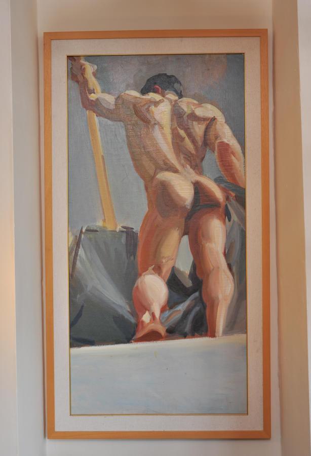 Emilio Ambron Painting