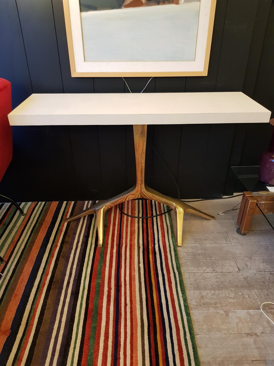 Modern Design Console Table