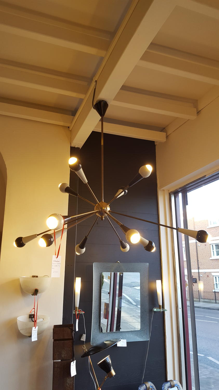 Stilnovo Sputnik chandelier