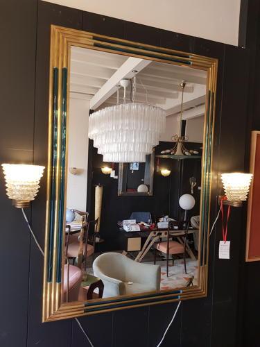 Pair of beautiful mirrors