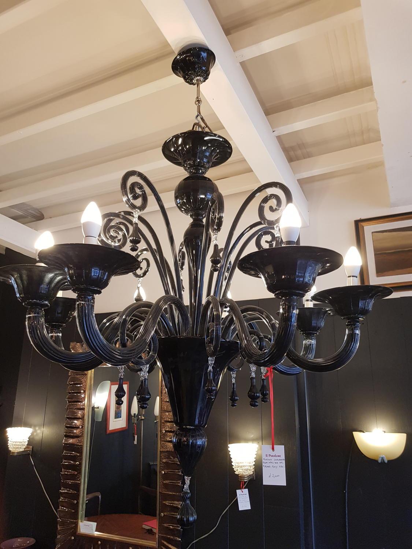 Venini chandelier