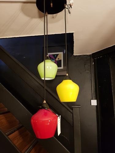 Vistosi three pendants
