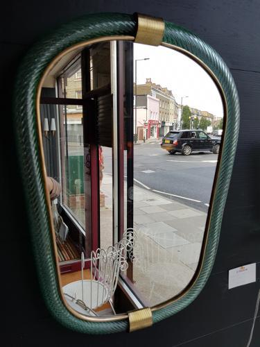 Barovier & Toso mirror