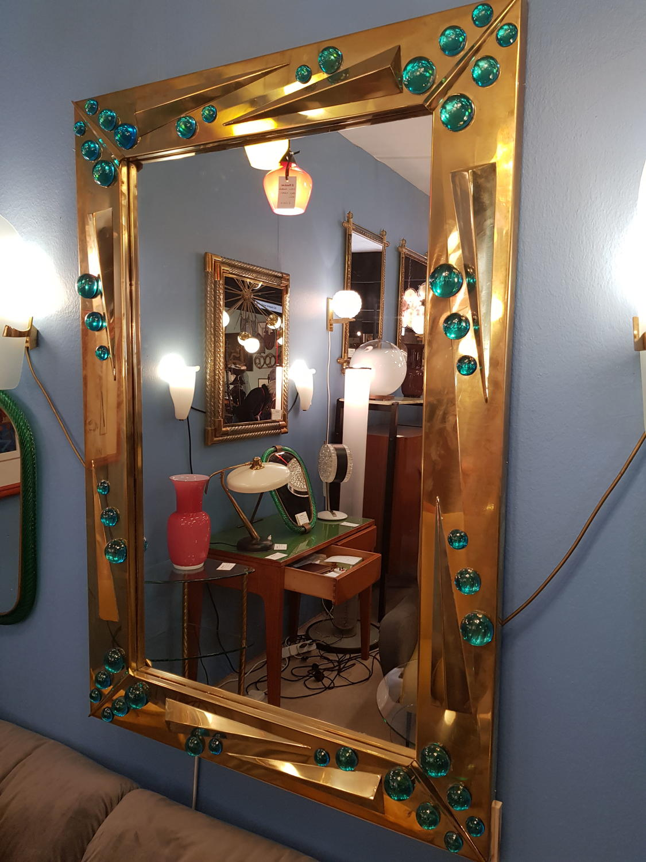 Romeo Rega mirror