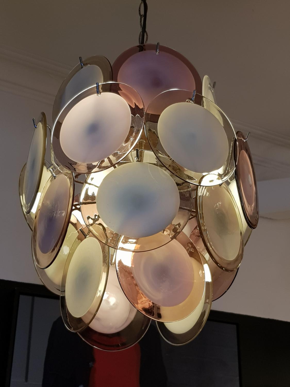 Gino Vistosi chandelier
