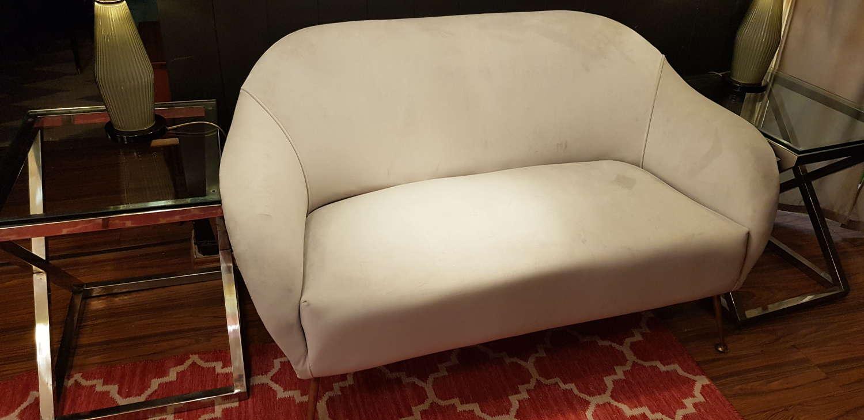 Cassina bedroom sofa